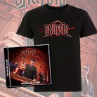 EXARSIS - Sentenced To Life CD Limited Bundle + TS