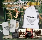 RETERNITY - A Test Of Shadows CD Limited Edition Bundle