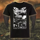 SAPROBIONTIC - Spiral Of Violence T-Shirt