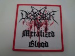 Desaster - Metalized Blood Patch