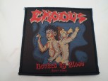 Exodus - Bonded By Blood Patch