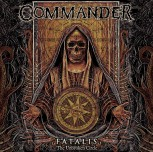 Commander - Fatalis (The Unbroken Circle) CD