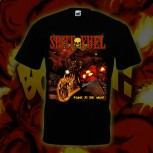SpiteFuel - Flame To The Night TS XXXL