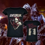 Enforcer - From Beyond World Tour Girlie L