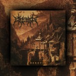 EREBOS - Heretic CD