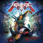 HOLYCIDE - Fist To Face CD