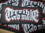 Terrible Old Man - Logo Patch