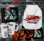 NUCLEAR WARFARE - Lobotomy CD Limited Survival Package