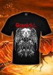 GodSkill - Demon Black T-Shirt XL