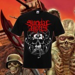 Suicidal Angels - Skull T-Shirt XL
