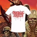 Suicidal Angels - Seed Of Evil Logo T-Shirt XXXL