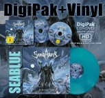 SUIDAKRA - Echoes Of Yore SPECIAL PACK (Limited Digipak CD + DVD + LP seablue