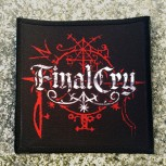 FINAL CRY - Logo Voodoo (printed) Patch
