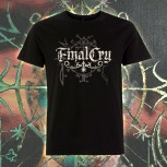 FINAL CRY - Logo Voodoo TS XXL