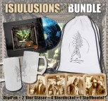 ISIULUSIONS - I- Follow The Flow Digi CD LIMITED EDITION PACK