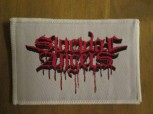 Suicidal Angels - Bloody Logo Patch