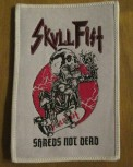 Skull Fist - Shreds Not Dead Patch