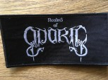 Realms Of Odoric - Logo Patch