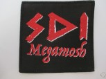 SDI - Megamosh Logo Patch
