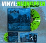 SUIDAKRA - Lupine Essence LP Neon-Green / Black SPLATTER Vinyl