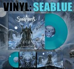 SUIDAKRA - Echoes Of Yore Gatefold LP seablue (Ltd. 100)