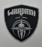 Warpath - Wappen Logo Patch