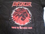 Enforcer - Death By Fire TS, M