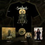 SuidAkrA - Cimbric Yarns Digipak CD + Shirt L
